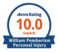 William Pemberton, Top Attorney, Personal Injury